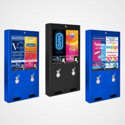 maquina-expendedora-de-vending-multiproducto-doble-canal-2-productos-polivalente-condones-durex-vigarex-compresas-tampones-control